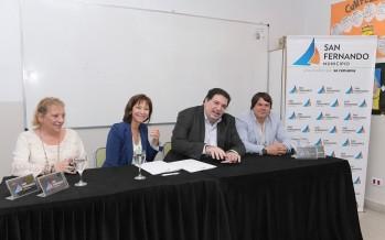 Convenio para la implementación de un programa de gestión de escuelas en nuestra ciudad