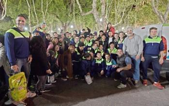 La delegación de nuestra ciudad partió rumbo a los Juegos Bonaerenses 2019