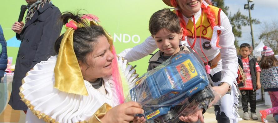 Cierre del 'Mes del Niño' con shows artísticos y juegos en las plazas Belgrano y San pablo