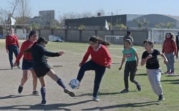 Se celebró una nueva edición del Torneo Intercolegial Municipal en el Poli 1