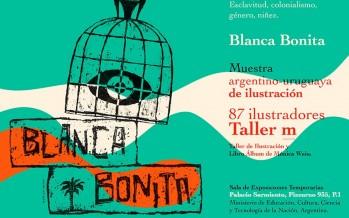 Una artista sanfernandina expone su obra en una muestra de ilustración argentino-uruguaya