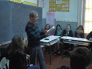 """Marisa Negri sobre el XI Festival de Poesía en la Escuela: """"Esta crisis social convive con la necesidad de reunirse"""""""