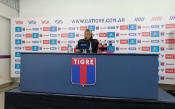 """Pipo Gorosito. tras el empate del Matador: """"Me voy con rabia porque perdimos dos puntos"""""""