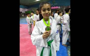 Una sanfernandina disputará las finales de Taekwondo en los Juegos Bonaerenses de Mar del Plata