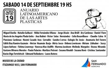 Muestra de artistas latinoamericanos en el Museo de la Ciudad