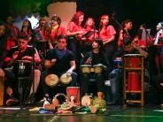 Cierre de programas artísticos escolares en el Teatro Martinelli