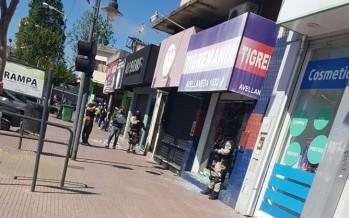 Múltiples allanamientos en Virreyes
