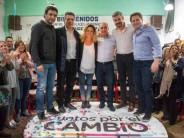 """Marcos Peña participó del cierre de campaña de Agustina Ciarletta: """"La elección no ocurrió todavía, es el domingo"""""""
