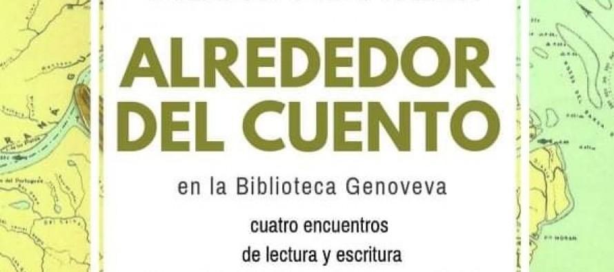 """""""Alrededor del cuento"""": taller de lectura y escritura en la Bibliolancha"""