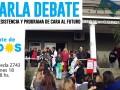 Charla-debate sobre los desafíos del sistema de salud