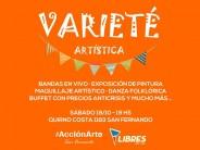 Varieté artística de Acción Arte San Fernando