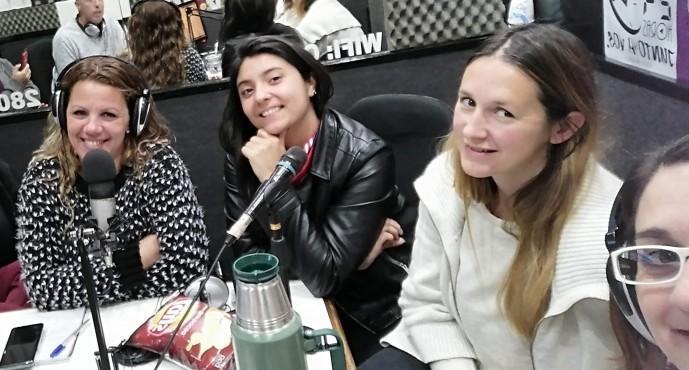 El Encuentro Nacional de Mujeres desde la mirada de dos sanfernandinas