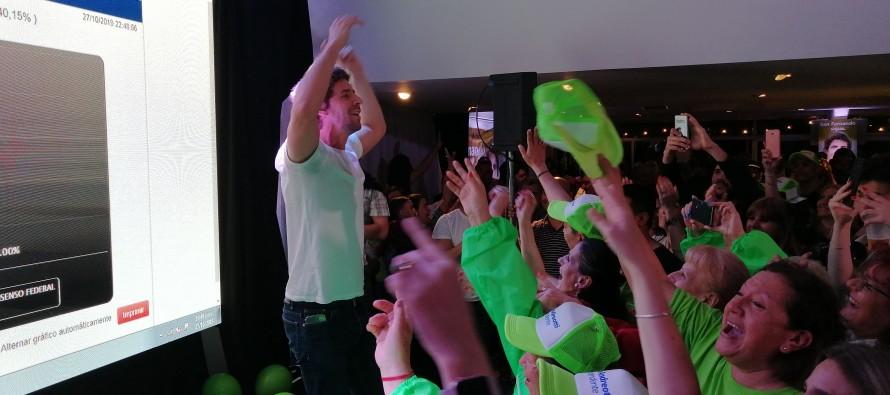 Juan Andreotti, el intendente más joven y más votado en la historia de San Fernando