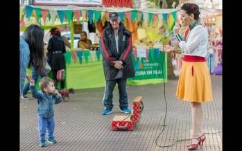 Keila Tonello, la sanfernandina que cantará tangos en México