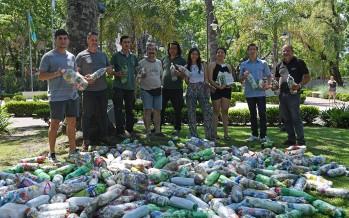El Municipio y Ecowork desarrollan tareas de reciclaje en forma conjunta