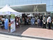 Jornada de concientización por el Día Mundial de la Diabetes en el Hospital Municipal