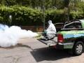 Campaña de prevención contra el dengue en distintos barrios de nuestra ciudad