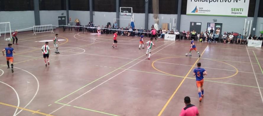 Más de 300 chicos jugaron en el Torneo Municipal de Futsal en el Poli 1