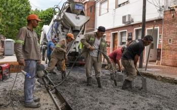 Obras hidráulicas y viales en nuestra ciudad