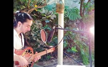 Pablo Chihade se lanza como músico solista y presenta el video clip de El Cantor