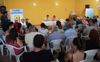 """Alicia Aparicio: """"La Ley de Solidaridad Social y Reactivación Productiva es una herramienta importante para poner a la Argentina de pie"""""""
