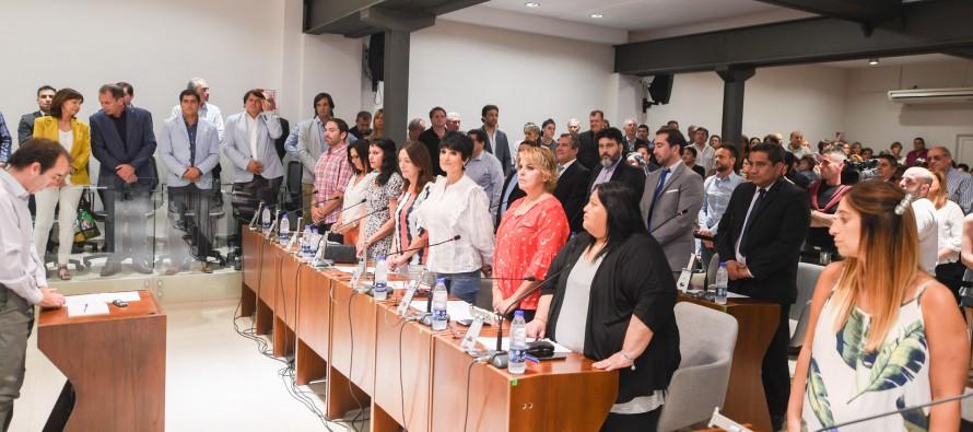 Los concejales electos juraron en el Concejo Deliberante
