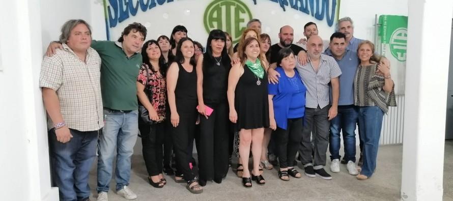 Asumió la nueva Comisión Administrativa de ATE San Fernando