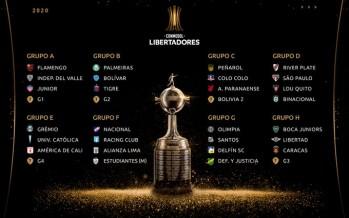 El Matador ya tiene sus rivales para la Libertadores 2020