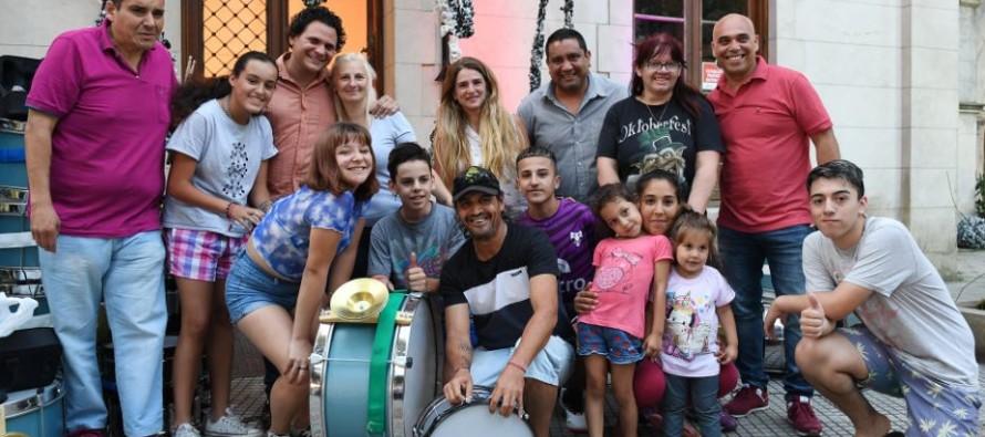 Entrega de premios a las murgas que participaron durante el año del 'Sanfer Recicla'