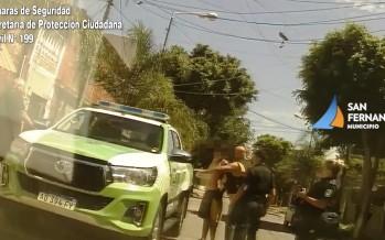 Detuvieron a una persona por robo de bicicleta en una carnicería de la avenida Avellaneda