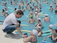 Más de 300 personas asisten a la Colonia de Tercera Edad que se desarrolla en el Poli 3