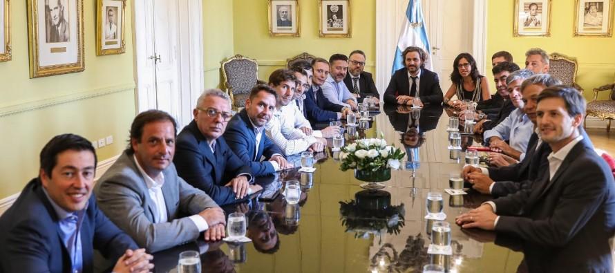 Juan Andreotti se reunió con el Jefe de Gabinete para coordinar el Plan Precios Cuidados
