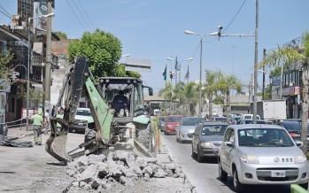 Renovación del pavimento de la avenida Avellaneda entre Acceso Norte y el túnel