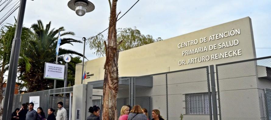 Taller y entrega de métodos anticonceptivos en el Centro de Salud Reinecke