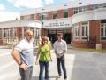 Avanzan las obras de renovación de las escuelas primaria N°6 y secundaria N°23