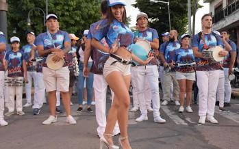 Unión Sanfernandina realizó un ensayo abierto preparándose para el Gran Corso Familiar 2020