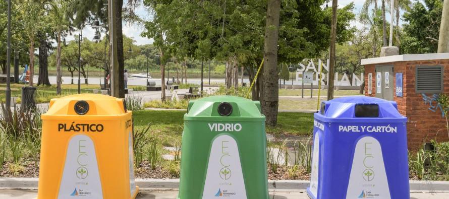 Nuevas campanas de reciclaje en distintos puntos de nuestra ciudad