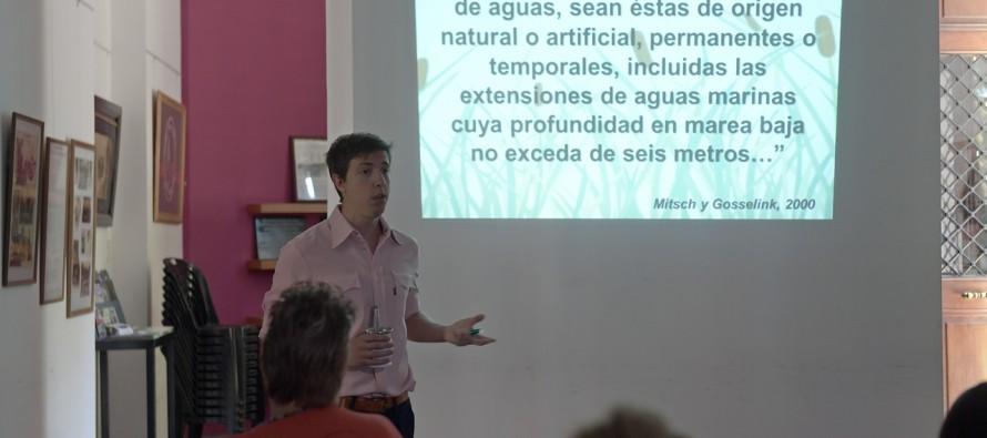 Capacitación a guías de turismo sobre la Reserva de Biósfera del Delta del Paraná