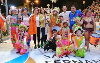 San Fernando cerrará el Carnaval Federal organizado por la Cámara de Diputados de la Nación