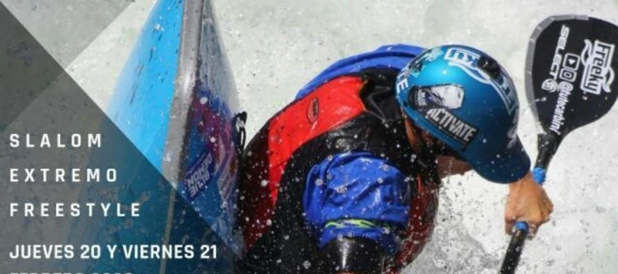 Un sanfernandino participa de la primera fecha del Campeonato Argentino de Kayak