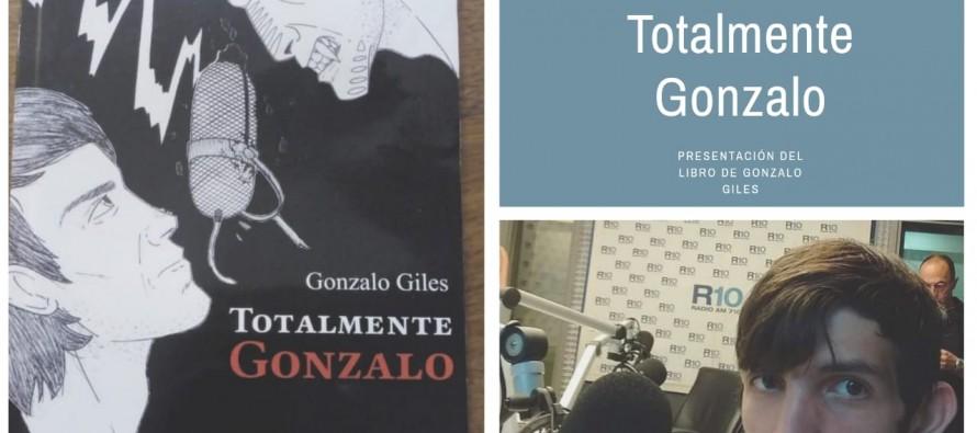 Perdió la voz, hace radio y ahora presenta su segundo libro en la Biblioteca Murcho