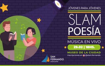 Competencia de poesía en el Museo de la Ciudad