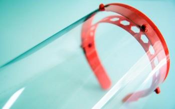Aparecieron los primeros donantes de acetato para fabricar máscaras en impresoras 3D para el Hospital Cordero