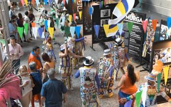 San Fernando cerró el Carnaval Federal organizado por la Cámara de Diputados de la Nación