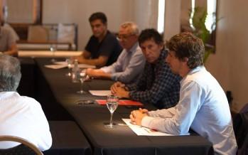 Coronavirus: Juan Andreotti se reunió con los intendentes de Tigre, San Isidro y Vicente López para coordinar acciones