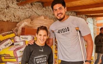 Paula Pareto continuará los proyectos solidarios de Braian Toledo