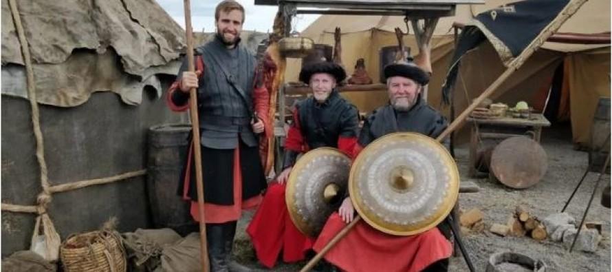 Quién es el sanfernandino que será parte de la serie Vikingos