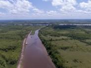 El gobierno autorizó un préstamo de la CAF para obras en la cuenca Luján