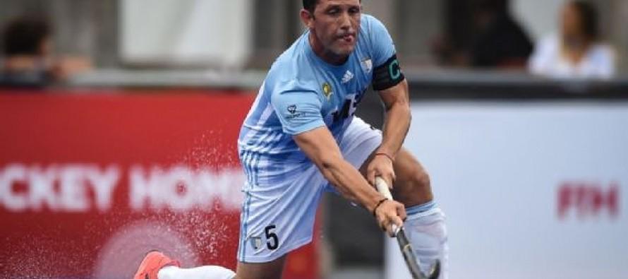 Pedro Ibarra aseguró que entrena para los Juegos Olímpicos que se diputarán en Tokio en 2021