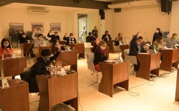 El Concejo Deliberante retomó las sesiones con medidas de prevención